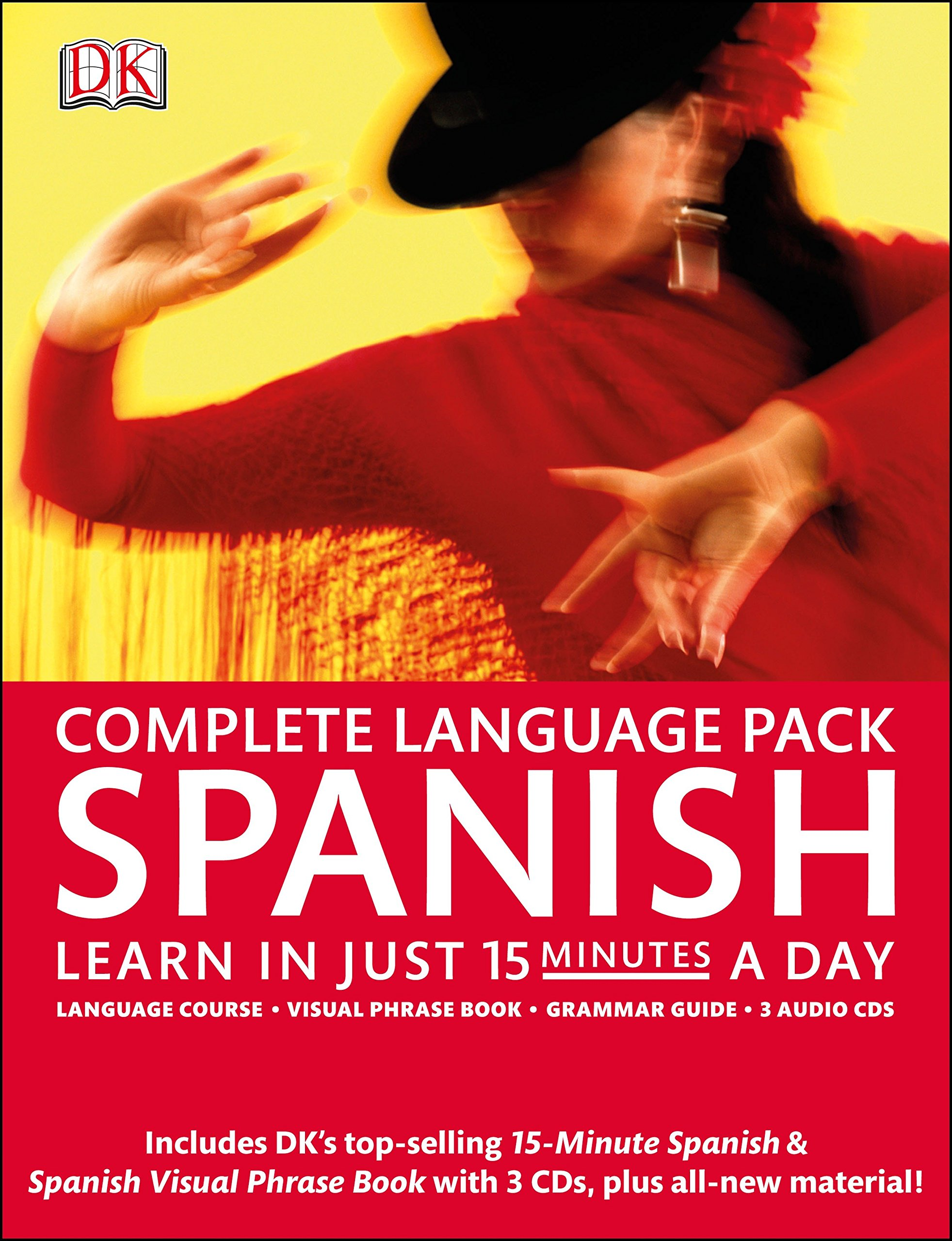 Complete Spanish Pack (Complete Language Pack) by DK