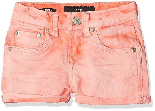 LTB Shorts Shorts Judie G, Pantalones Cortos Vaqueros para Niñas: Amazon.es: Ropa y accesorios