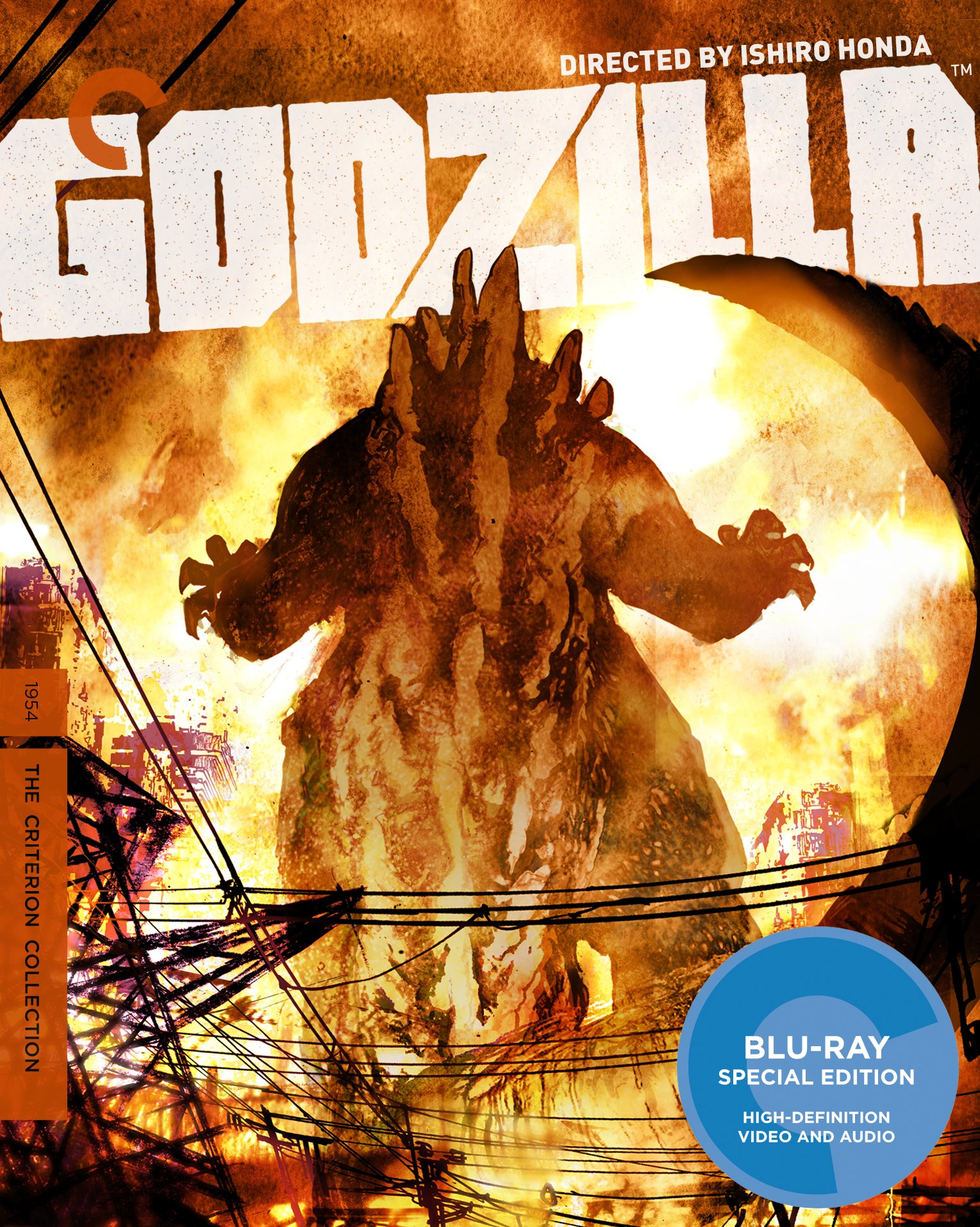 Godzilla (The Criterion Collection) [Blu-ray] by Criterion