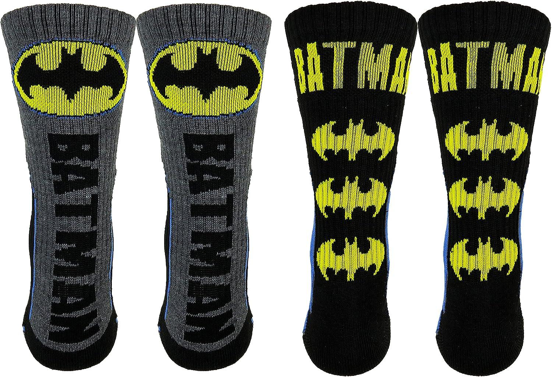 Pack of 2 Batman Socks