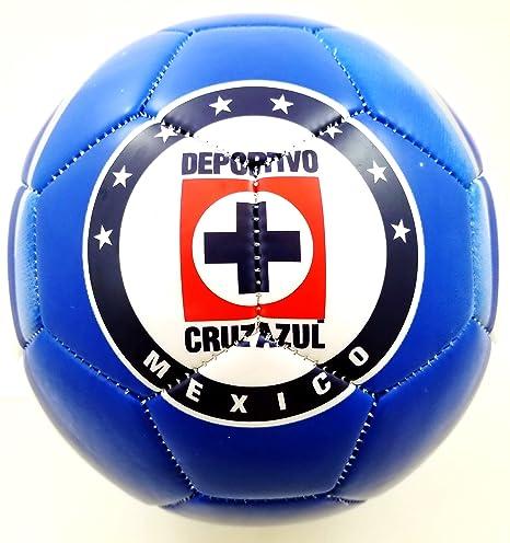 d14898dfb Amazon.com   Cruz Azul Authentic Official Licensed Soccer Ball Size ...