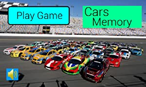 Cars Memory - Kids Fun Game by iops