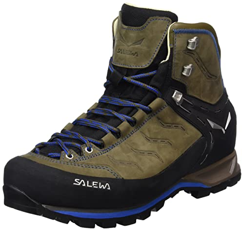 Salewa Men's MS MTN Trainer MID L Low Trekking and Walking Shoes, Brown  (Walnut