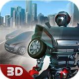 car robot transformer - Car Robot: Cops vs Transformers Racing