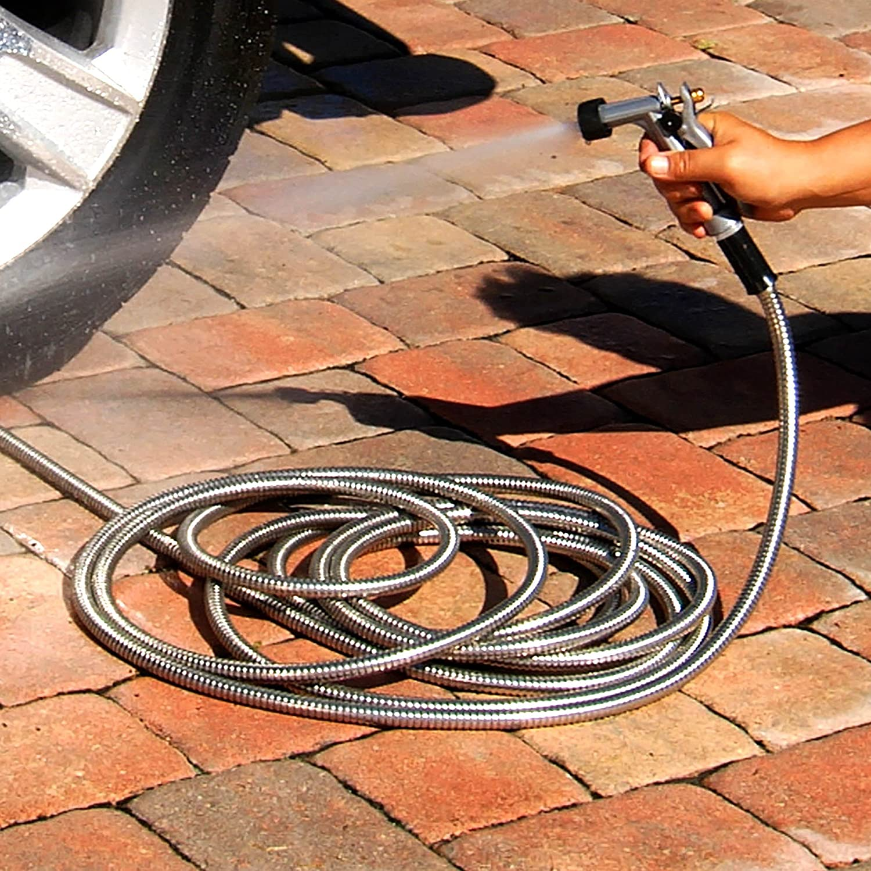 Bionic steel hose