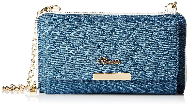 ユニック キルティングお財布ポシェット BLUE(デニム) UK-8975 B01EHC2P86