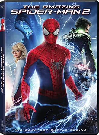 Amazoncom The Amazing Spider Man 2 Andrew Garfield Emma Stone