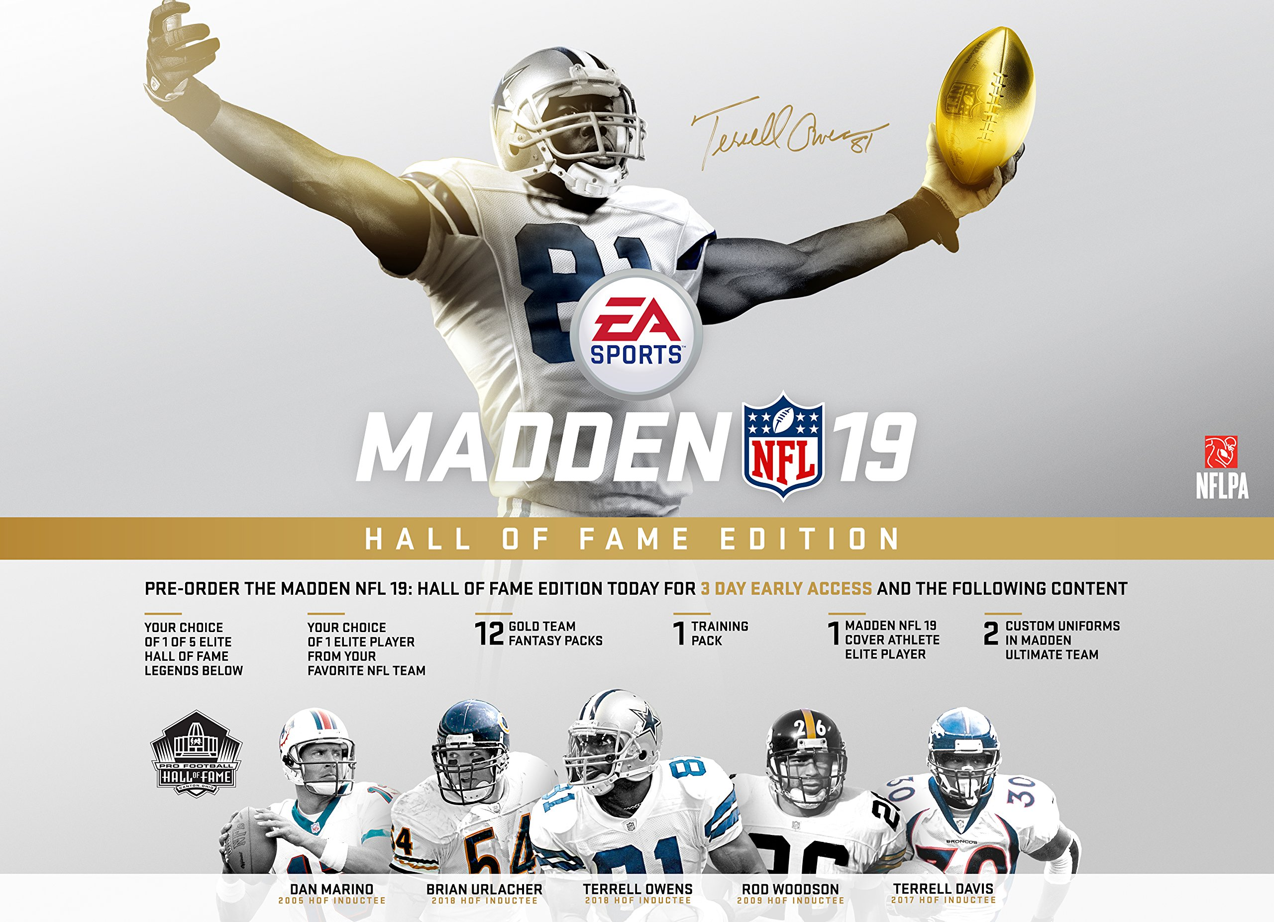 Madden NFL 19: Hall of Fame Edition - Xbox One by Electronic Arts (Image #3)