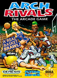 Arch Rivals - Sega Genesis