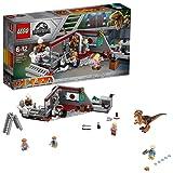 LEGO Jurassic Park Velociraptor Chase 75932 Playset Toy