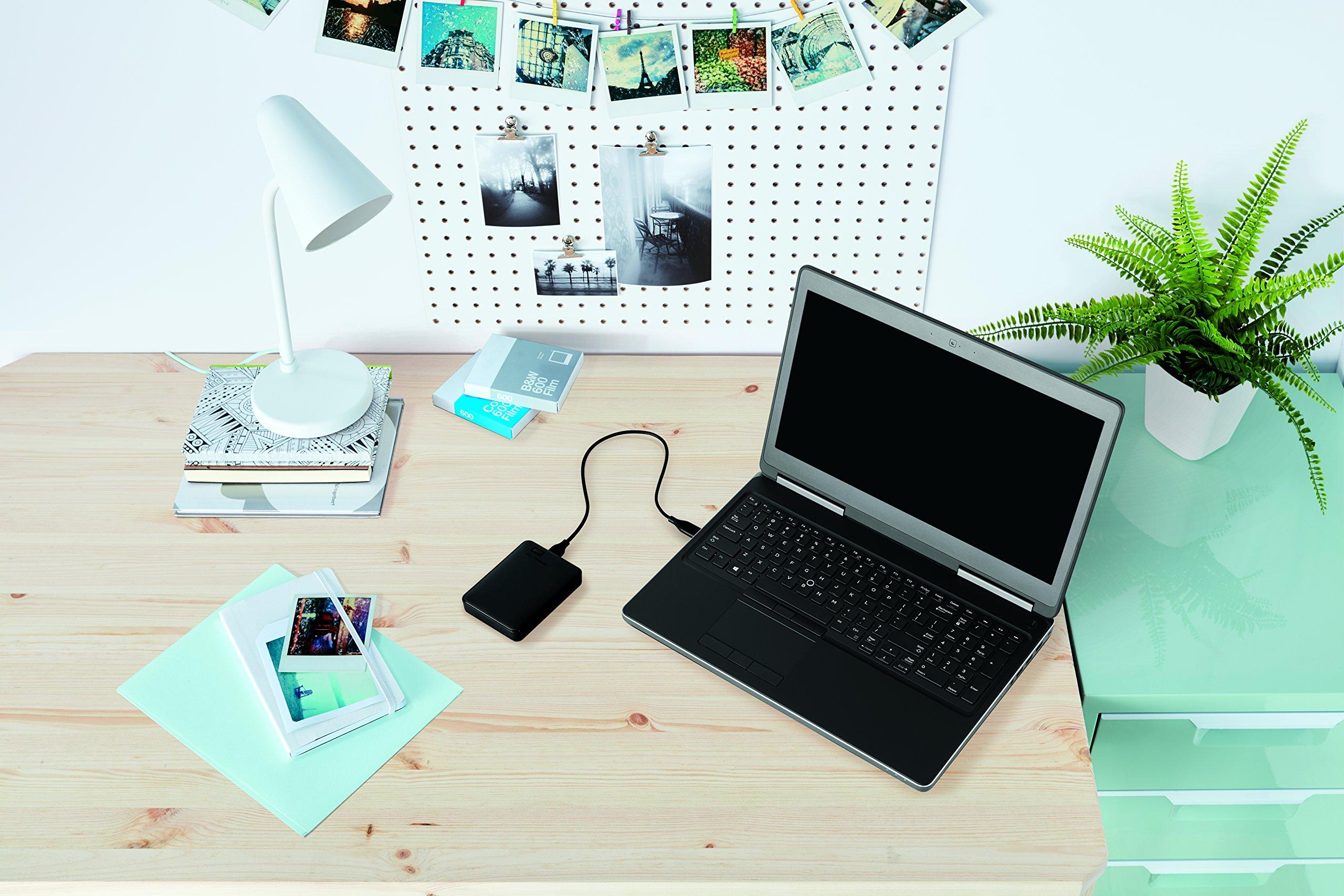 WD 3TB Elements Portable External Hard Drive - USB 3.0 - WDBU6Y0030BBK-WESN by Western Digital (Image #2)