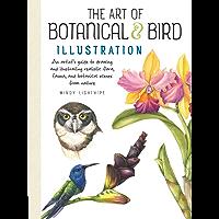 The Art of Botanical & Bird Illustration (English Edition)