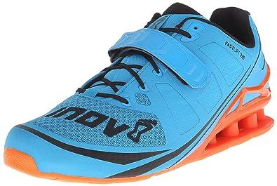 premium selection 6fc40 bce85 Inov8 Fastlift 325 Weightlifting Shoes - SS16, BlueGreyOrange, 13 UK