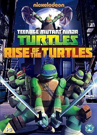 Amazon.com: Teenage Mutant Ninja Turtles - Rise of the ...