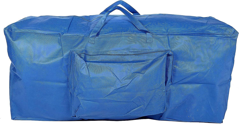 Ruddings Wood Artificial Christmas Tree Storage Bag - Blue