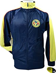 Club America Official License Soccer Track Jacket Football Merchandise Adult Size 022