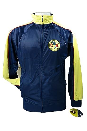 Club America Track Jacket Official Licensed Rhinox Soccer-International Clubs