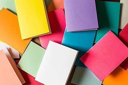 3fd5e5969fad Amazon.com : Mini Notebooks - 20 Pack Assorted - 4in X 5.25in ...