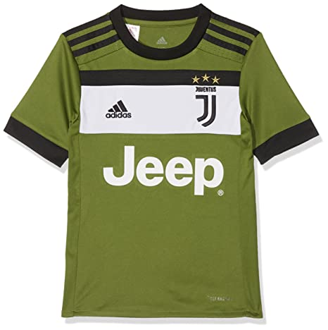 88068c6bb90 Amazon.com  adidas 2017-2018 Juventus Third Shirt (Kids)  Sports ...