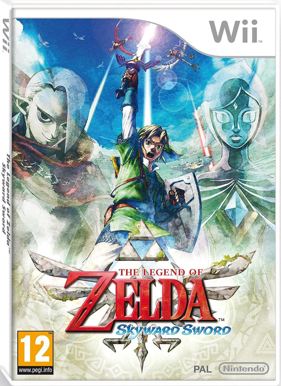 Nintendo The Legend of Zelda - Juego (Wii, Nintendo Wii, Acción / Aventura, E10 + (Everyone 10 +)): Amazon.es: Videojuegos