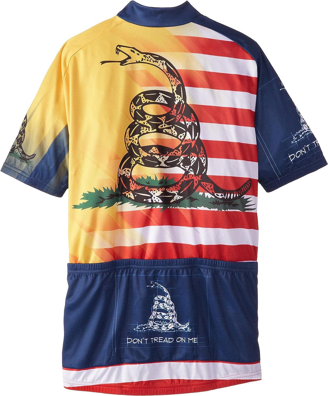 83 Sportswear Dont Tread On Me Cycling Jersey