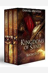 Kingdoms of Sand: Books 1-3 Kindle Edition