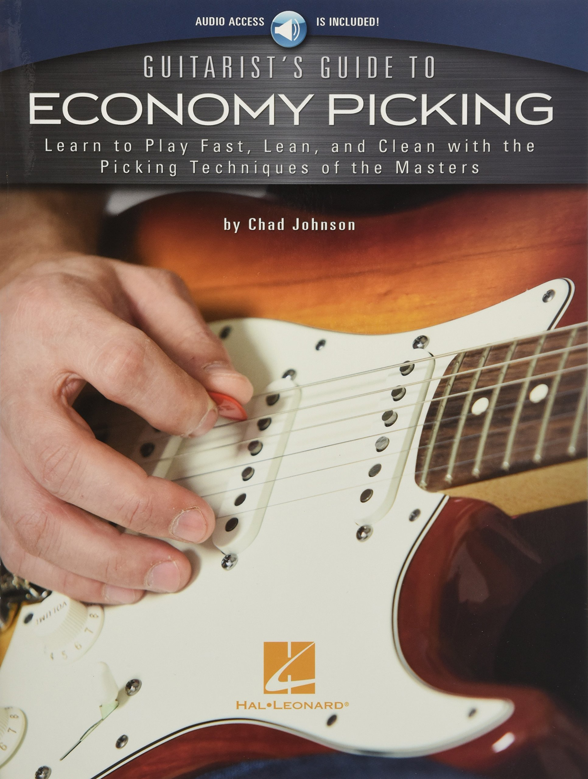 Download Guitarist's Guide to Economy Picking: Learn to Play Fast, Lean and Clean with the Picking Techniques of the Masters ebook