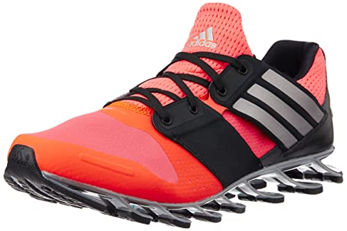 finest selection b9dc3 b8ad1 adidas AF6801 tenis para Hombre, Springblade Solyce, color Rojo Negro, 25