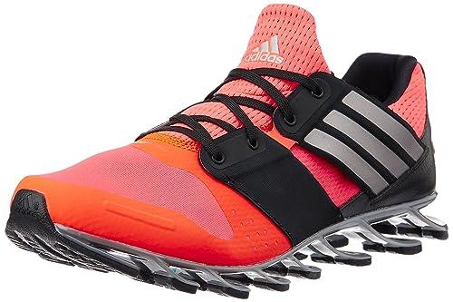 zapatos adidas hombre rojo