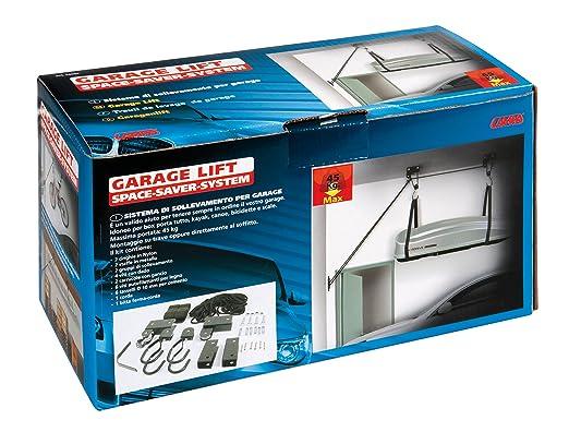10 opinioni per Lampa 62099 Sistema di Sollevamento per Garage