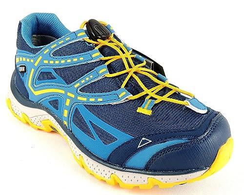 Zapatos azules McKINLEY infantiles 1MUaLTv