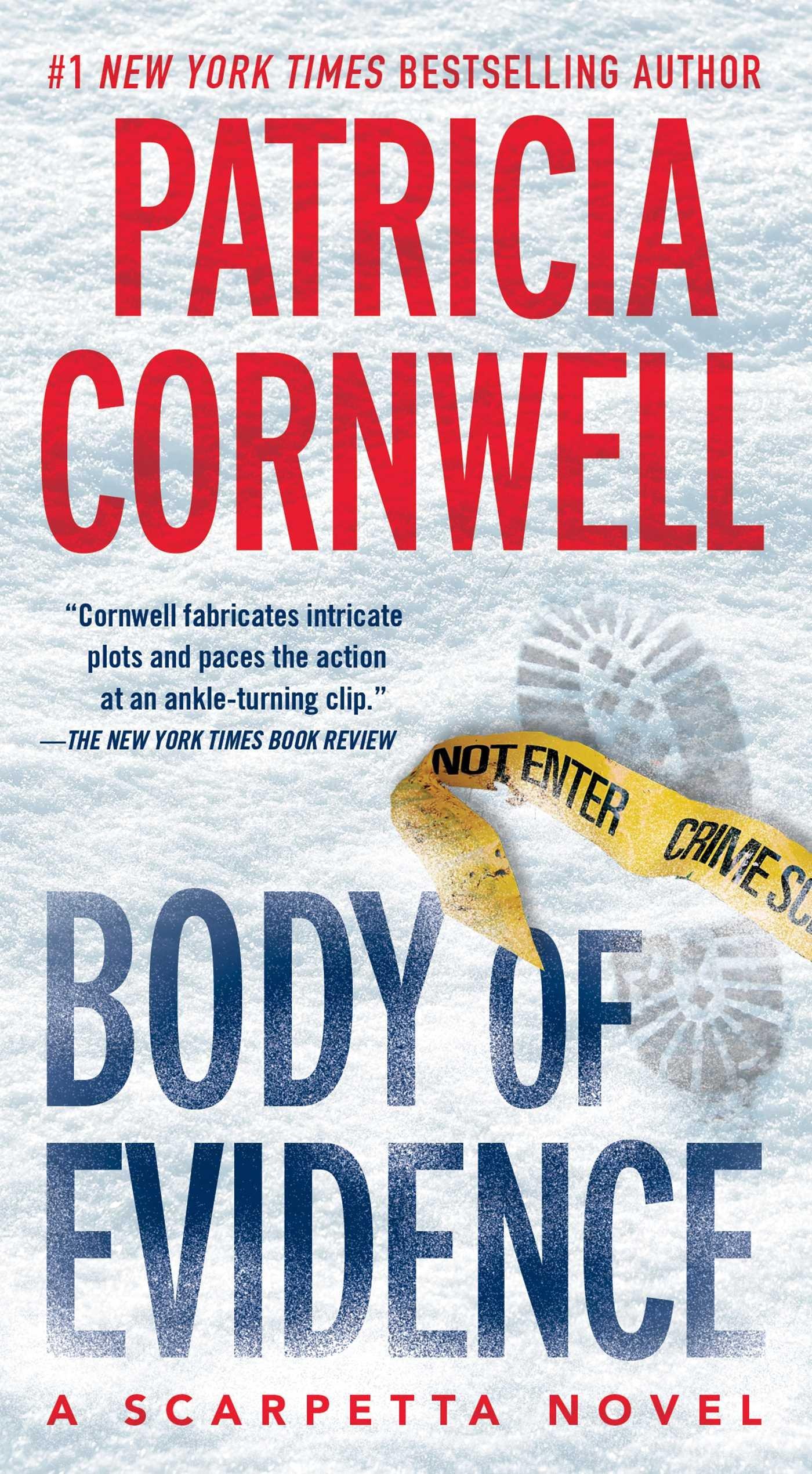 """Résultat de recherche d'images pour """"body of evidence patricia cornwell"""""""