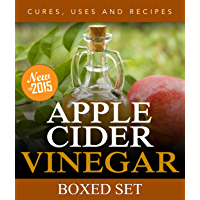 Apple Cider Vinegar Cures, Uses and Recipes (Boxed Set): For Weight Loss and a Healthy Diet (English Edition)