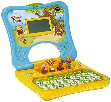 VTech 80-069104 - Winnie the Pooh ABC Laptop Computer Learning (colores surtidos) [importado de Alemania]: Amazon.es: Juguetes y juegos