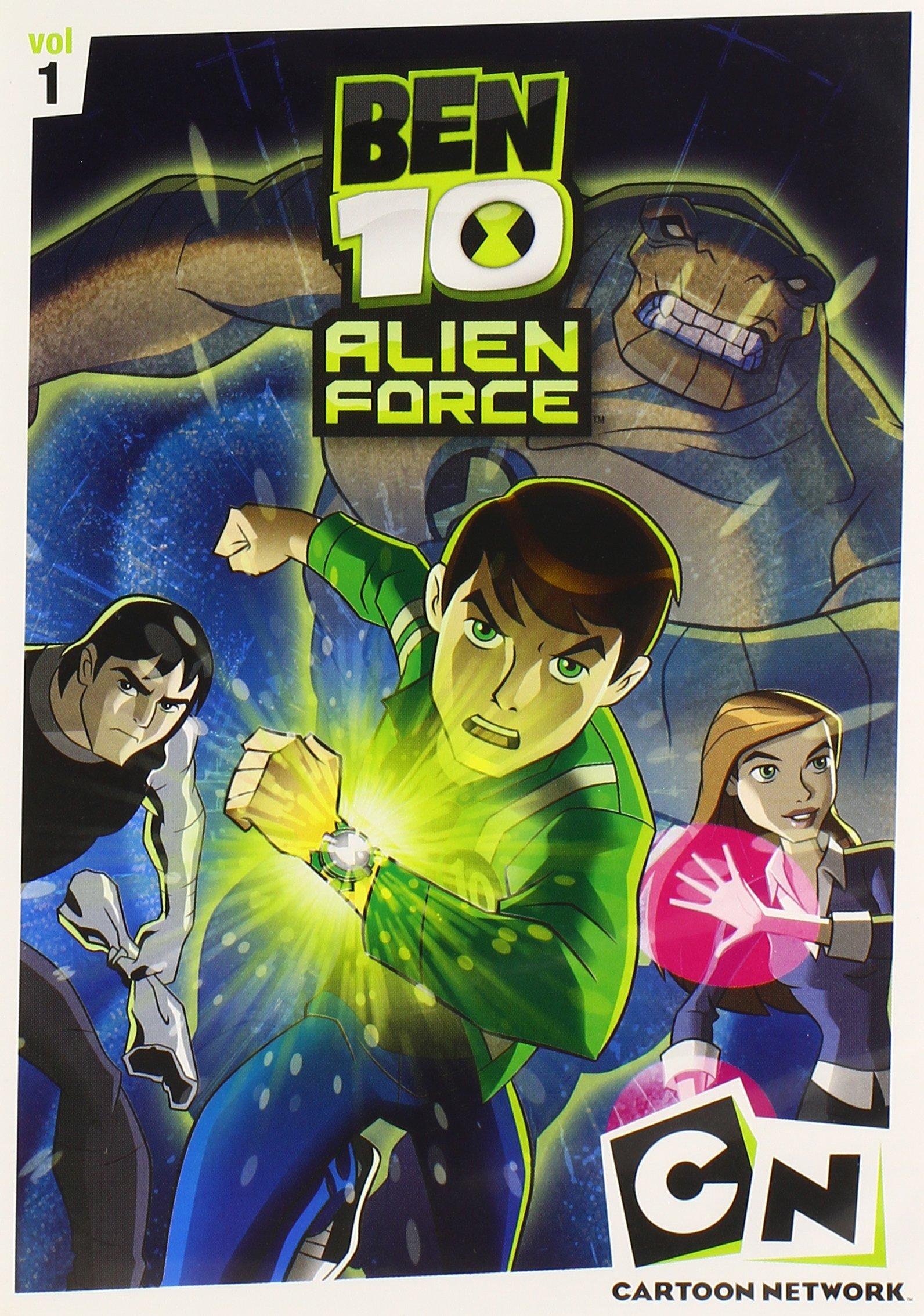 Cartoon Network: Classic Ben 10 Season 1, Volumes 1-3 (DVD)