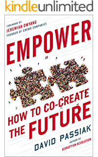 Amazon disruption revolution innovation entrepreneurship and empower how to co create the future fandeluxe Choice Image