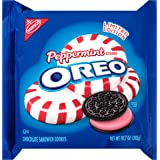 Oreo Limited Edition Peppermint Sandwich Cookies (10.7-Ounce)