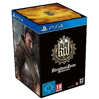 Kingdom Come Deliverance Collectors Edition Playstation