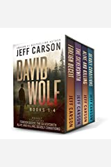 The David Wolf Mystery Thriller Series: Books 1-4 (The David Wolf Series Box Set) Kindle Edition