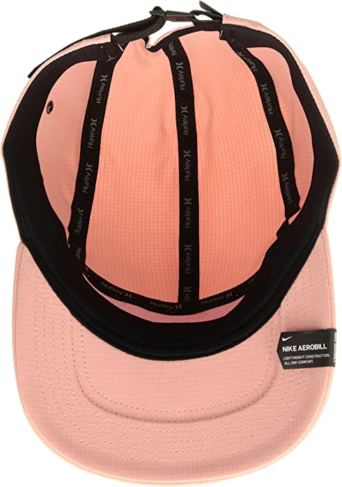 55ec362903e One and Only Women s Hat - Rust Pink Black. Hurley One and Only Women s Hat  - Rust Pink Black. Back