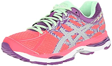 info for 018ce 693ad Asics Women s Gel-Cumulus 17 Lite-Show Running Shoe, Diva Pink Silver