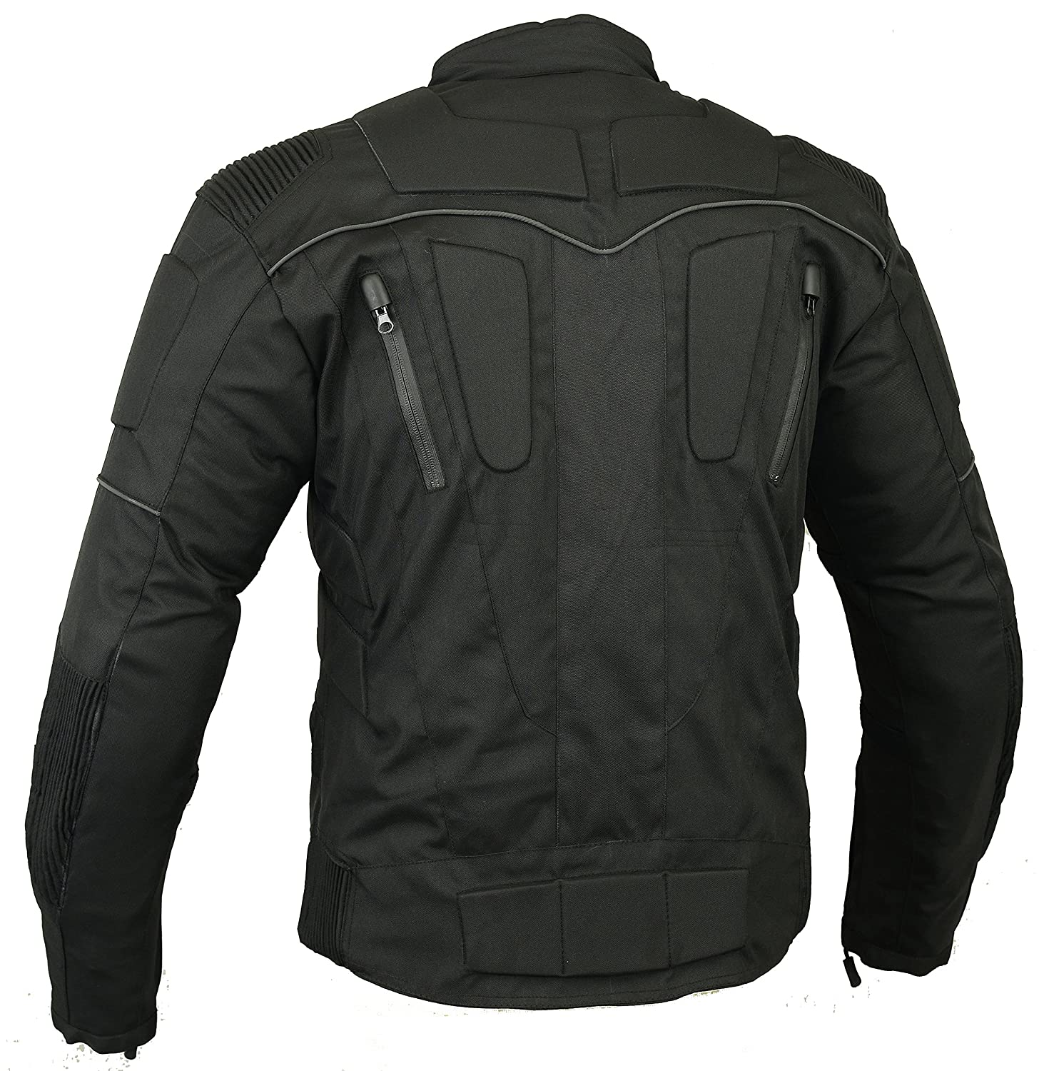 3XL Storm Motorbike Motorcycle Protection Jacket Waterproof with airvents