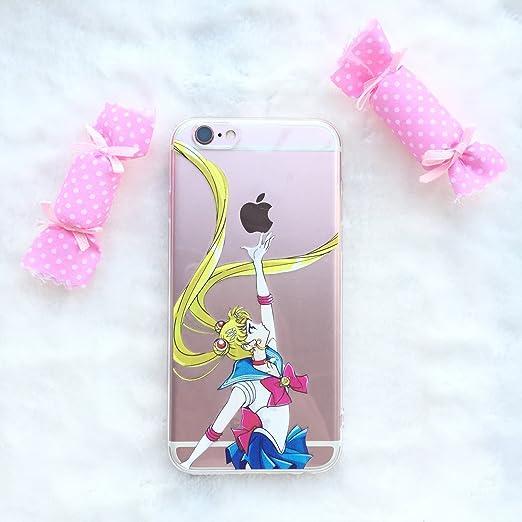 custodia iphone 6s sailor moon