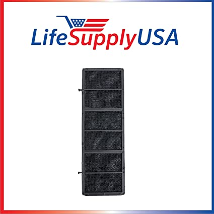 17a5a240f9a28 Amazon.com: LifeSupplyUSA 10 Pack Replacement Filter for Oreck XL ...