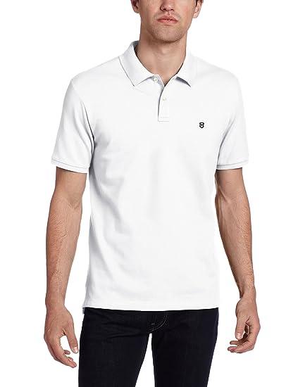 f255b773c Victorinox Men's VX Stretch Pique Polo Shirt: Amazon.co.uk: Clothing