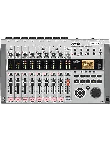 Zoom R24 - Mezclador para DJ