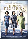 Hidden Figures (Bilingual) [DVD + Digital Copy]