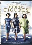 Hidden Figures (Bilingual) [DVD + Digital Copy]
