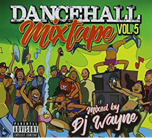 Various Artists - Dancehall Mixtape, Vol  4 - Amazon com Music