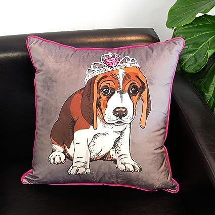 Amazon Home Dynamix Nicole Miller Decorative Pillow Puppy Unique Nicole Miller Decorative Pillows